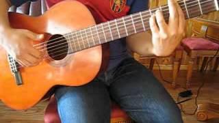 Bai Tap 4 Guitar   Em Hien Nhu Masoeur   Pham Duy