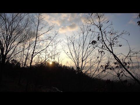 精進湖にタイムラプス撮影に行ってきました。その1