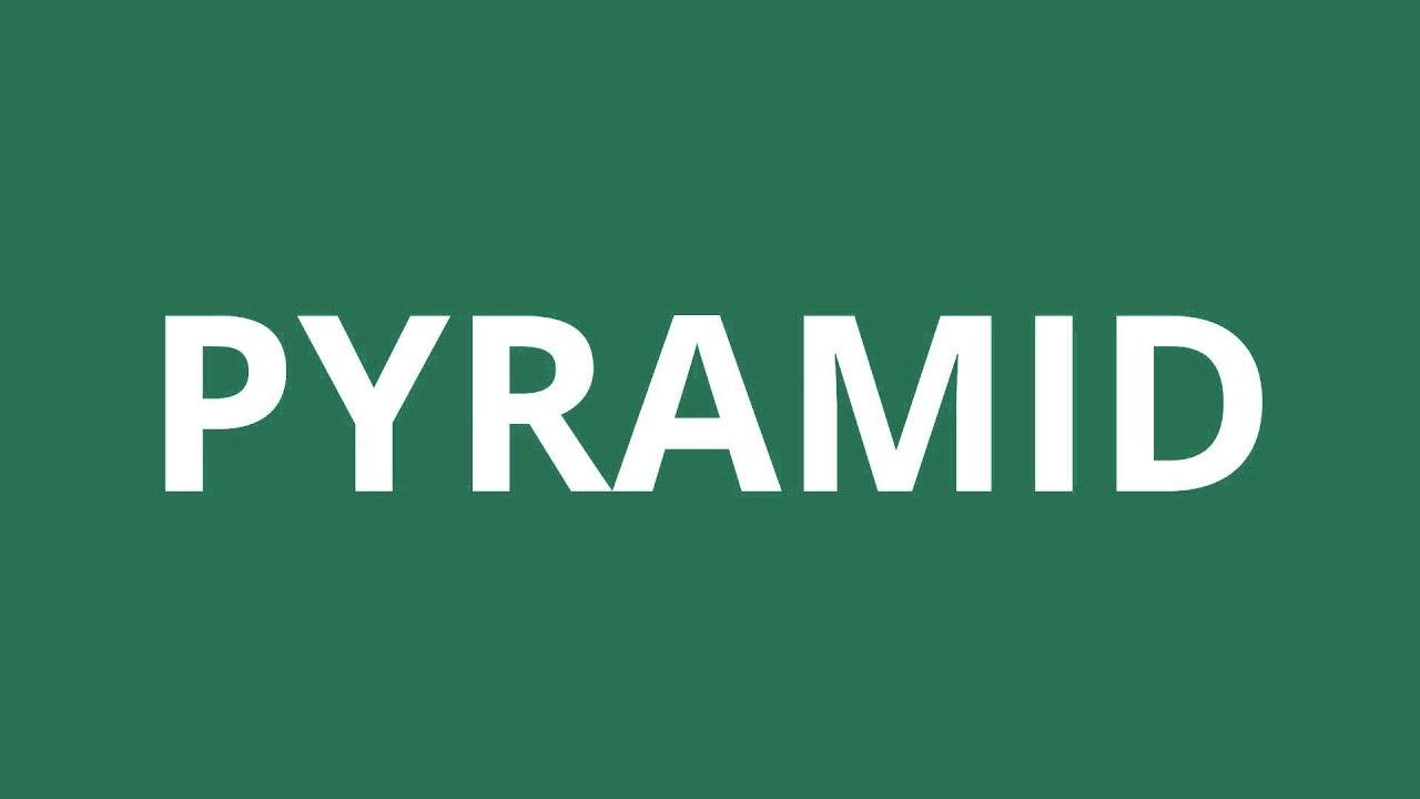 How To Pronounce Pyramid - Pronunciation Academy