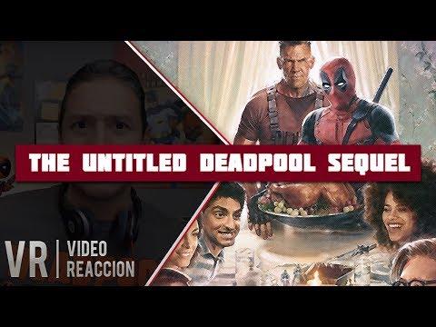 Video Reaccion y Opinion | Deadpool 2 Teaser Trailer | 🔴 EN VIVO