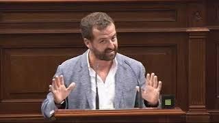 Juan Márquez (Podemos) sobre la lucha contra el cáncer de colon en las islas no capitalinas