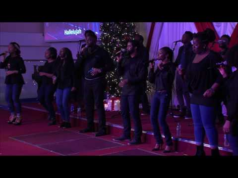Glory House Watchnight 2016 - Out of Zion Live
