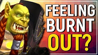 Feeling Burned Out / Bored With Legion? Here