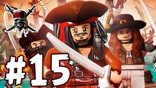 LEGO Pirates of the Caribbean - Episode 15 - Davy Jones (HD Gameplay Walkthrough)