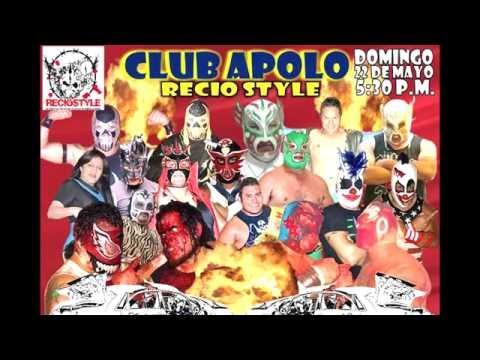 Club Apolo Recio Style - Cementerio de autos - Lucha completa