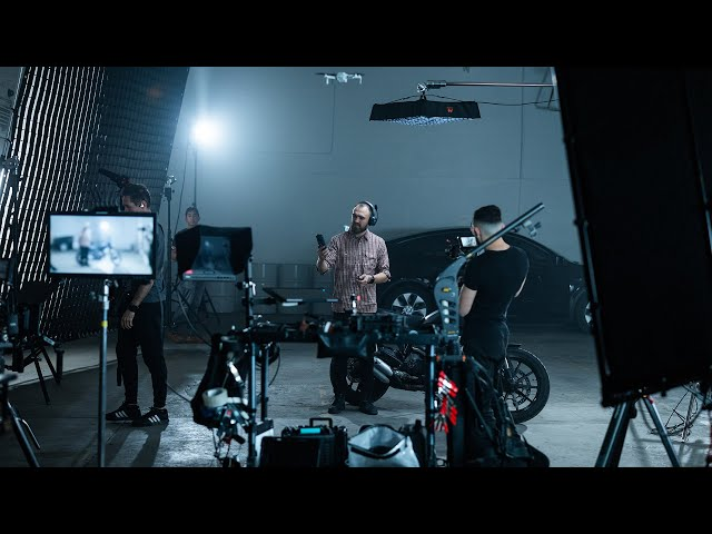 WALK THROUGH OF MY PRODUCTION VAN / GRIP AND ELECTRIC TRUCK