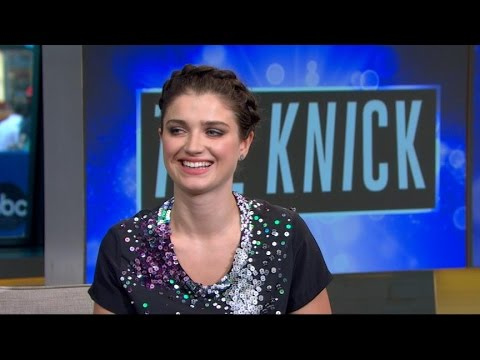 Eve Hewson Interview 2014: Actress Takes on Role in Medical Drama 'The Knick'