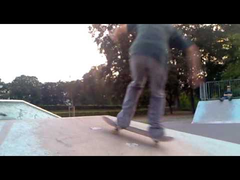 DTS Special Guest from NSC Adrian Hillesheim Switch 360 Pressure Flip