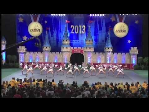 Lake Forest Pom 2013 National Champions