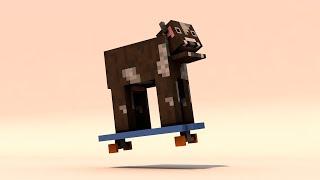 ASDFMOVIE 8 - Minecraft Animation Version!