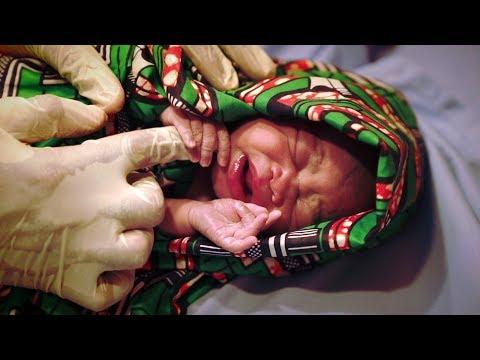 Donner la vie est un défi en République centrafricaine