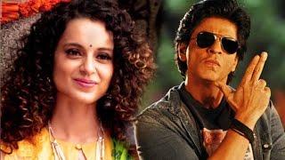 Why Kangana Ranaut will not do a film with Shah Rukh Khan