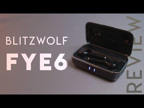 Review Blitzwolf FYE6 E Seu DIAFRAGMA EM GRAFENO!