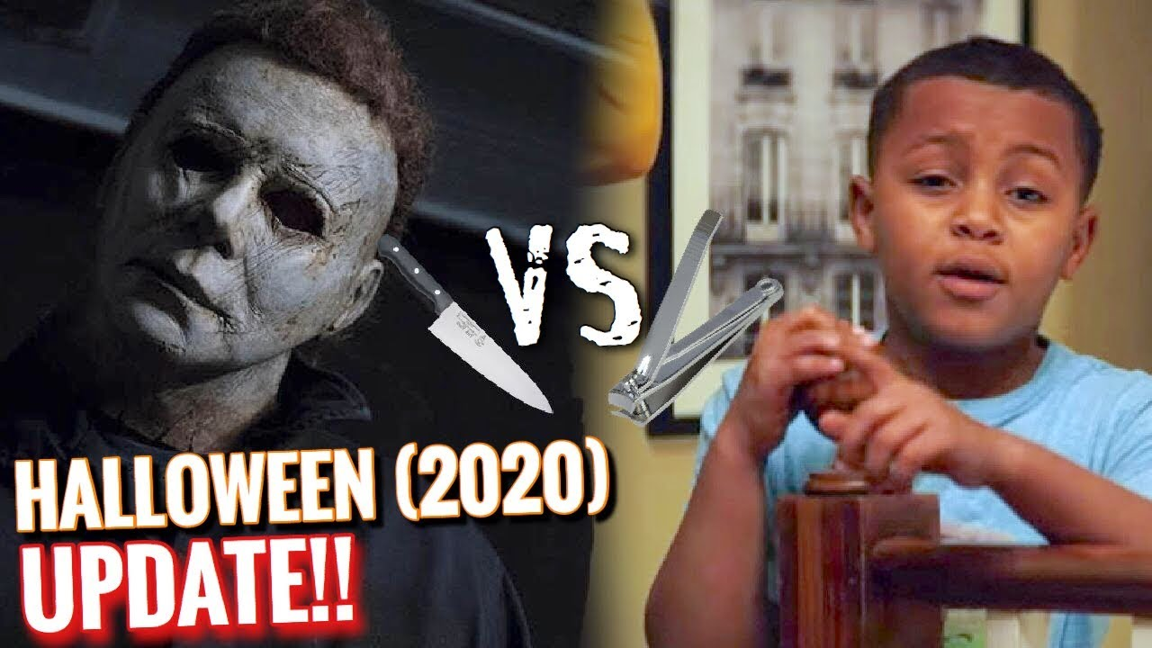Halloween Kills (2020) UPDATE Toenail Clip Boy BACK!