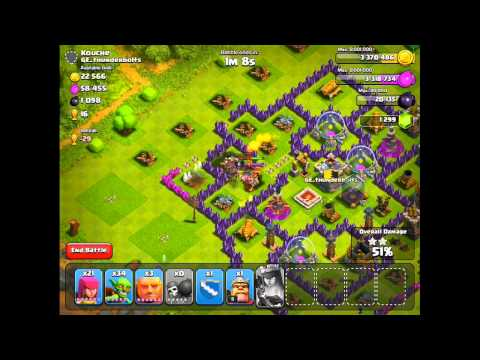Clash of Clans - Let's Play Episode #98: Easy Money