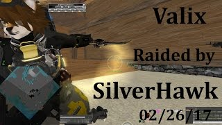 Valix Raided by SilverHawk, 2/26/17