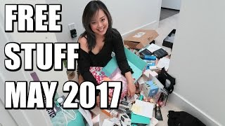 MASSIVE PR UNBOXING | NEW FREE MAKEUP FOR BEAUTY GURUS