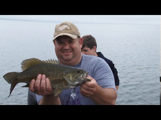 Fishing report Mille Lacs Lake Mid June