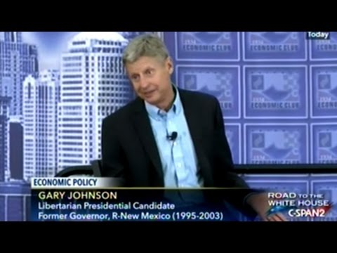 """Gary Johnson """"I Would LOVE To Know What Transpired Between The FBI And The Shooter In Orlando!"""""""