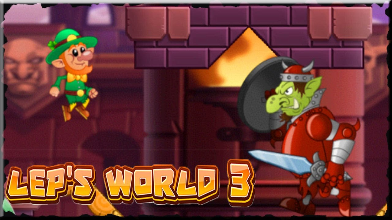 Lep S World 3 Kill Desert Goblin Mobile Game Youtube