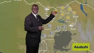 Hali ya hewa na Africano ya 5 01 2020