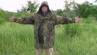 Куртка непромокаемая (Gor-tex ) Бундесвера.