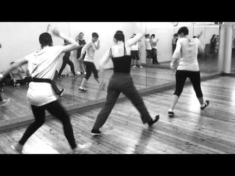 Buck Fever | Authentic Jazz Dance Routine by Sharon Davis | 30 November 2013