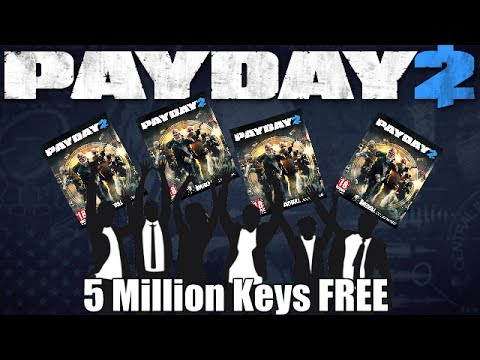 PSA: Payday 2 Is Free On Steam (No Longer Available)