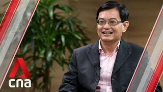 Singapore DPM Heng Swee Keat on future challenges for the Government