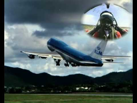 Gary Brooker - No More Fear of Flying (slide/video)