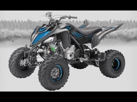 2019 Yamaha Raptor 700R SE Top Speed Horsepower - YouTube