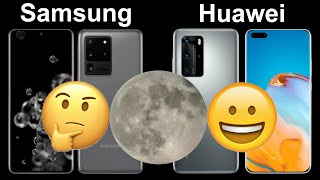 Samsung's big MISTAKE: S20 Ultra vs Huawei P40 Pro