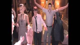 Танцы гостей  Хуторянка