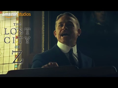 The Lost City of Z - Official US Trailer | Amazon Studios