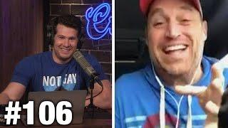 "#106 SETH MEYERS CAUGHT ""FAKE NEWS""ING! Matt Iseman Guests | Louder With Crowder"