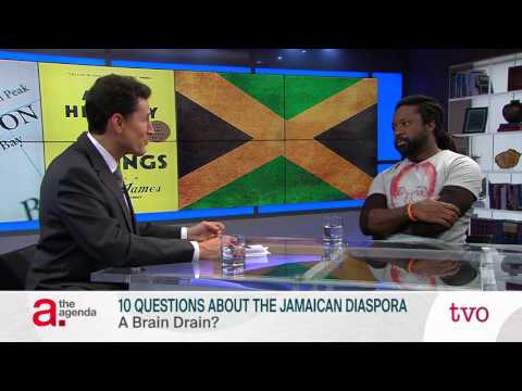 Marlon James: 10 Questions About Jamaica