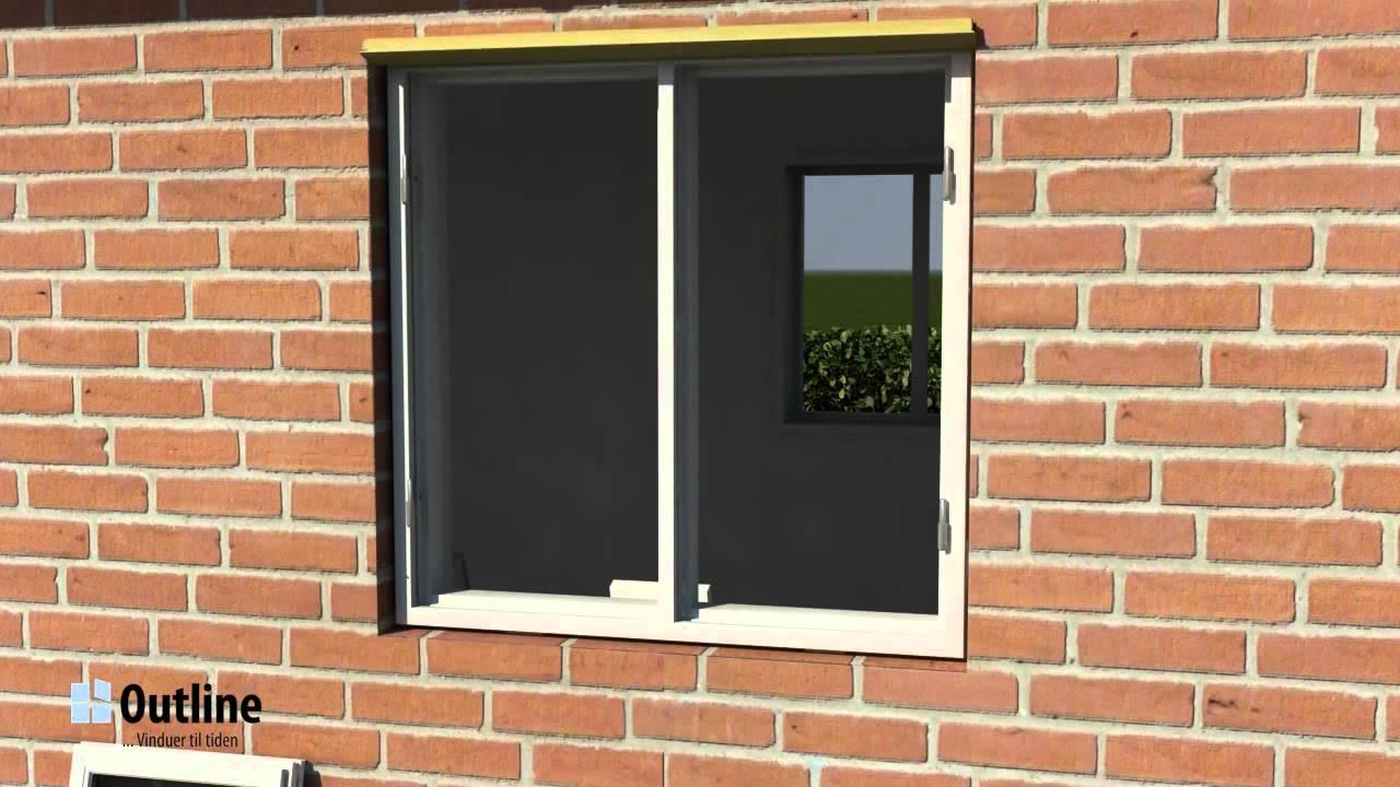 Tips til montering af vinduer - YouTube