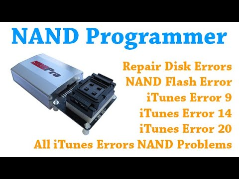 NAND Pro High Speed Programmer for Repairing,Programming,Reading,Upgrading,iPhone iPad NAND IC Chips