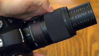 Sigma 70mm f/2.8 DG Macro 'Art' lens review with samples (Full-frame & APS-C)