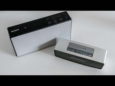 Creative Sound Blaster Roar Sr20 Vs Bose Soundlink Mini