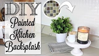 diy-painted-kitchen-backsplash-farmhouse-style