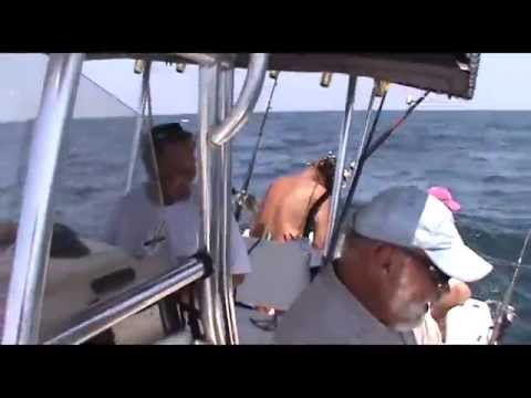Come Deep Sea Fishing with Crab Claw Lartigue and the Offshore Crew