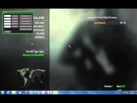 How to host MW3 dedicated server on Teknogods 2 7 1 3 +