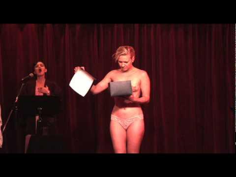 Mademoiselle Lena * Adrian Sinclaire * Je Ne T'aime Pas * Ixion's Weimar Burlesque