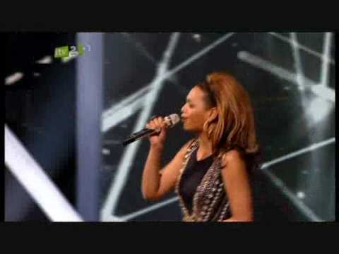 X Factor - Beyonce Knowles - If I were a...