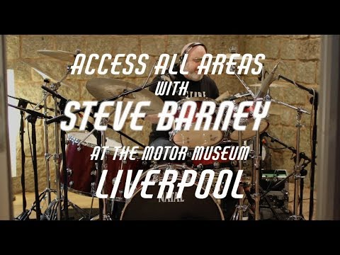 Drum Central - Access All Areas With Steve Barney