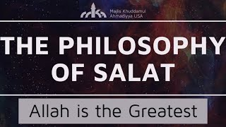 Allah is the Greatest - Salat Commentary 01