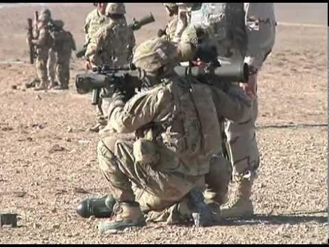 Khủng! súng không giật chống xe tăng Carl Gustav của Lục quân Mỹ