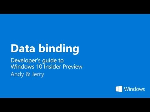 04 | XAML Data Binding
