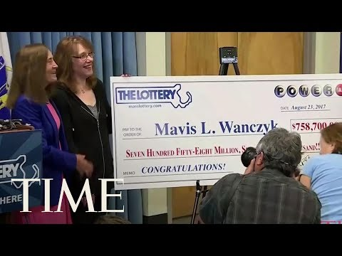'A Pipe Dream': This Massachusetts Hospital Worker Won The $758.7M Powerball Jackpot | TIME